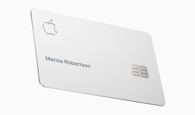 Apple Card(物理)